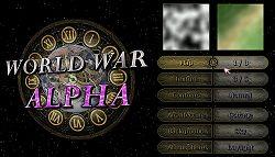 mdickie world war alpha